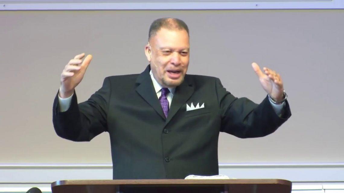 Pastor Henry Wright